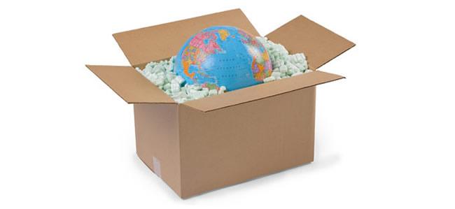 International Shipping Blaine