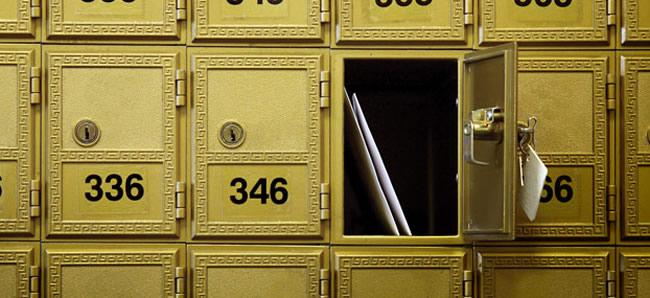 Mailboxes, PO Boxes Blaine