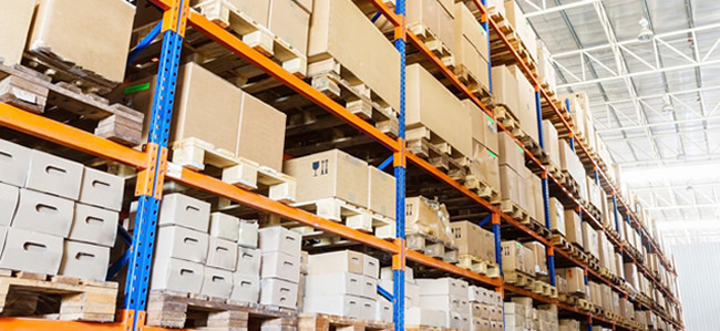 Warehouse & Inventory Freight Services Blaine